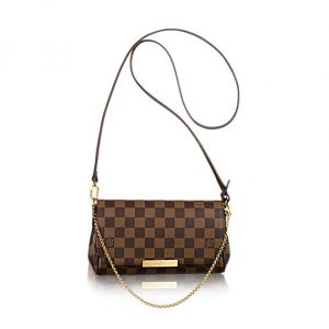 louis-vuitton-favorite-pm-damier-ebene-canvas-handbags--N41276_PM2_Front view
