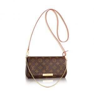 louis-vuitton-favorite-pm-monogram-canvas-handbags--M40717_PM2_Front view