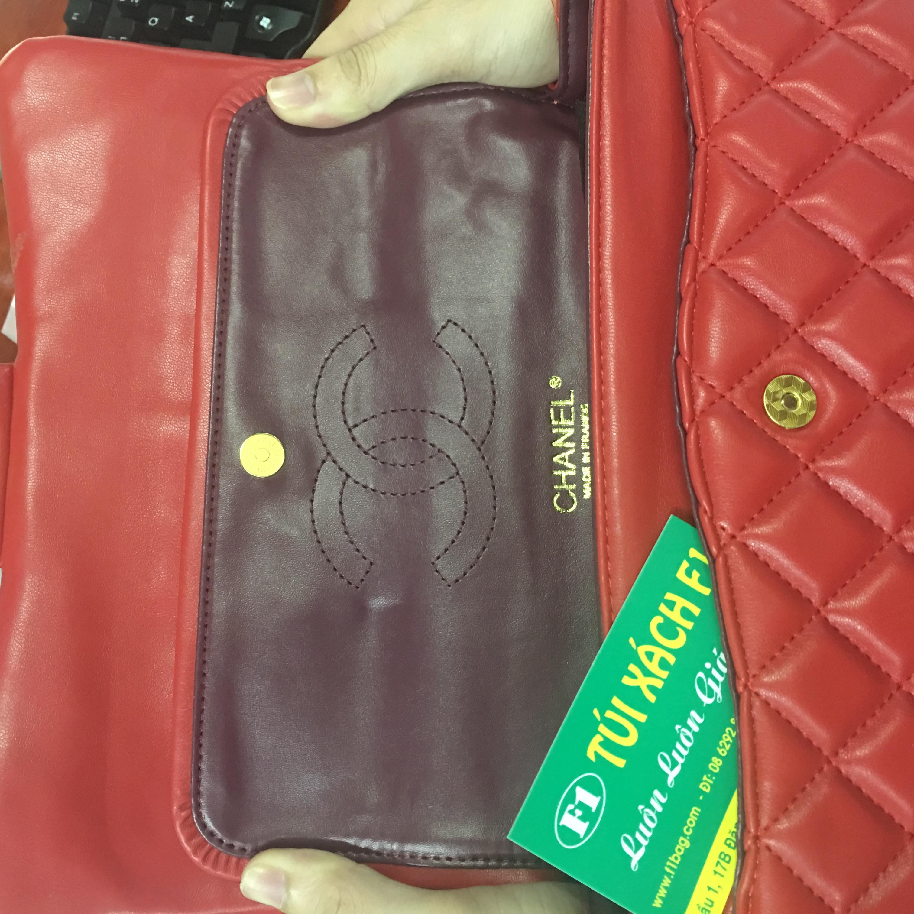 Phân biệt túi Chanel Fake 1 với túi Siêu Cấp