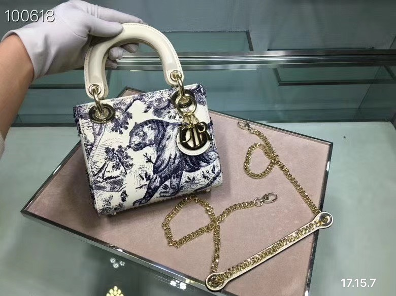 Túi xách Dior lady