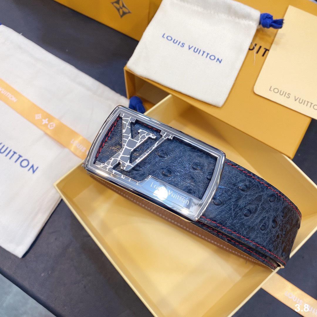 Thắt lưng nam Louis Vuitton siêu cấp